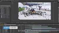 [AE]After Effects 玩转创意视频 第04课 飞天破地