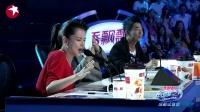 """偶像日记 2014 徐若瑄""""梦之声""""现场无伴奏演唱《爱拼才会赢》"""