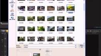 会声会影X6视频教程 第1章 2 媒体 新增资料夹与汇入媒体