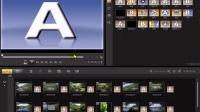 会声会影X6视频教程 第1章 5 手动加入转场特效与自动加入转场特效
