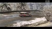 WRC4蒙特卡罗SS1手柄3'22