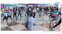 妈妈咪呀音乐,台湾高雄机场求婚记超感人 Best Surprise Flash mob Proposal at Taiwan Kaohsiung Airport