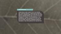 AE模板 1725 扁平化新闻频道字幕条AE模板包