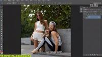 [PS]ps教程处理2位美女的照片photoshop实战教程