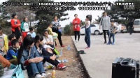 天空俱乐部10.18日安泽红叶岭小美女独舞