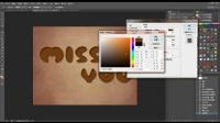 [PS]Photoshop教程PS创意文字教程-创意文字制作
