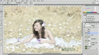 [PS]PS教程Photoshop调色案例教程-淡雅日系风格调色