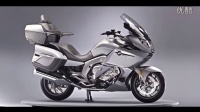 Touring all inclusive- The new K 1600 GTL Exclusive.