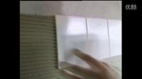 如何铺贴瓷砖胶粘剂铺贴使用方法瓷砖可以这样铺泥瓦匠铺瓷砖新方法贴砖教程国外别墅贴