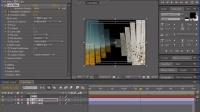 [AE]AE视频教程实例Adobe After Effects 卡片翻转过渡02