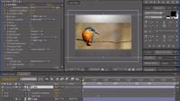 [AE]AE视频教程实例Adobe After Effects 卡片翻转过渡01