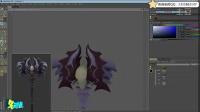 3Dmax模型暗黑武器制作_贴图2-名动漫全集高清视频教程