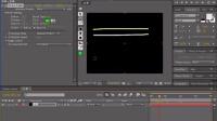 [AE]AE视频教程实例Adobe After Effects 飞舞彩带特效