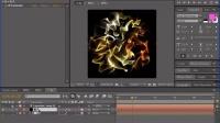 [AE]AE视频教程实例Adobe After Effects 旺盛火焰特效