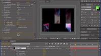 [AE]AE视频教程实例Adobe After Effects 炫光玻璃片特效