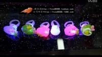 水果冻饰品创意DIY戒指义乌小商品批发各种发光水果义乌微之商QQ:345042999