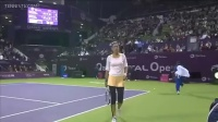 Victoria Azarenka vs Serena Williams _ 2013 Doha