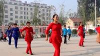 山东省平邑县高白壤社区业余文化生活—广场舞