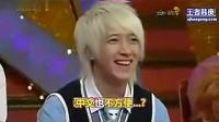 Super junior韩庚 让MC崩溃的可爱中国男孩 银赫 神童 running man池石镇主持