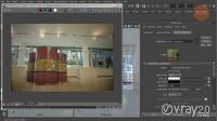 V-Ray 2.0 for Maya - 教程- V-Ray 2.0 最新功能- VFX使用的最新功能