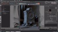 V-Ray 2.0 for Maya 以图片为基础的灯光