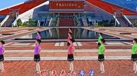 2014最新广场舞教学视频 广场舞《爱拼才会赢》_