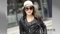 2014秋装新款韩版修身短款皮夹克小外套女装PU时尚百搭女式皮衣