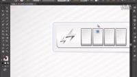 ai基础教程视频UI篇 电器按钮