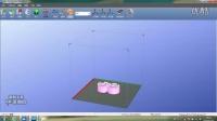 太尔时代UP Plus2 3D模型文件导入及参数设置