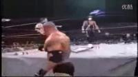 WWE 魔蝎大帝斯汀 VS 战神高柏