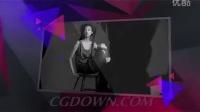 时尚服装走秀展示AE模板高清视频素材来自西橘网