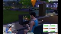 ★模拟人生4★The Sims 4★ 《武天炎的人生 EP.2》我为何总是输!(下)