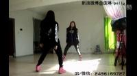 简单好看的爵士舞韩国舞蹈智妍《一分一秒》舞蹈教学