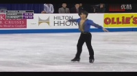 2014 Hilton HHonors Skate America. Men - Free Skating. Tatsuki MACHIDA