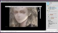 [幻想学院]20141026-鬼猿《游戏角色头像绘制 女》