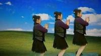 学习会声会影X女士的舞蹈3人