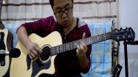 秦音乐器 黑玫瑰民谣吉他指弹 随弹 夜的钢琴曲 等指弹曲目随弹 合板民谣吉他指弹