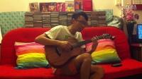 萤火虫-吉他弹唱