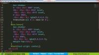 CSS3教程-02 鼠标经过完成效果-传智播客网页平面UI设计学院