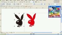 cdr平面设计教程cdr排版教程coreldraw视频教程13