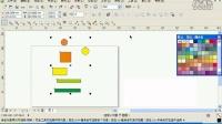 cdr平面设计教程cdr排版教程coreldraw视频教程18
