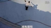 鸿胜国际官方滑板大神惊人炫酷技艺拼比