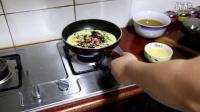 苏泊尔红点平底锅——肉松海苔鸡蛋卷