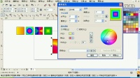 CDR教程平面设计Coreldraw教程 CDRX5教程cdr排版16