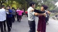 绣湖广场舞 交谊舞 慢三
