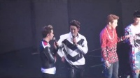 2PM世巡北京站 中场的话+听到这首歌就回来吧