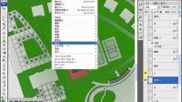 园林景观设计免费教程_ps彩色平面图_球场绘制要点