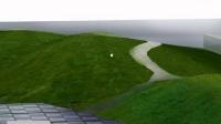 园林景观设计培训课程_ps效果图后期_人视地形制作技巧3