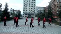涪陵焦石广场舞 爱是辣舞