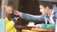 """优酷全娱乐 2014 11月 《甄嬛》""""安陵容""""疑怀孕 捧脸挑逗神秘男 141105"""